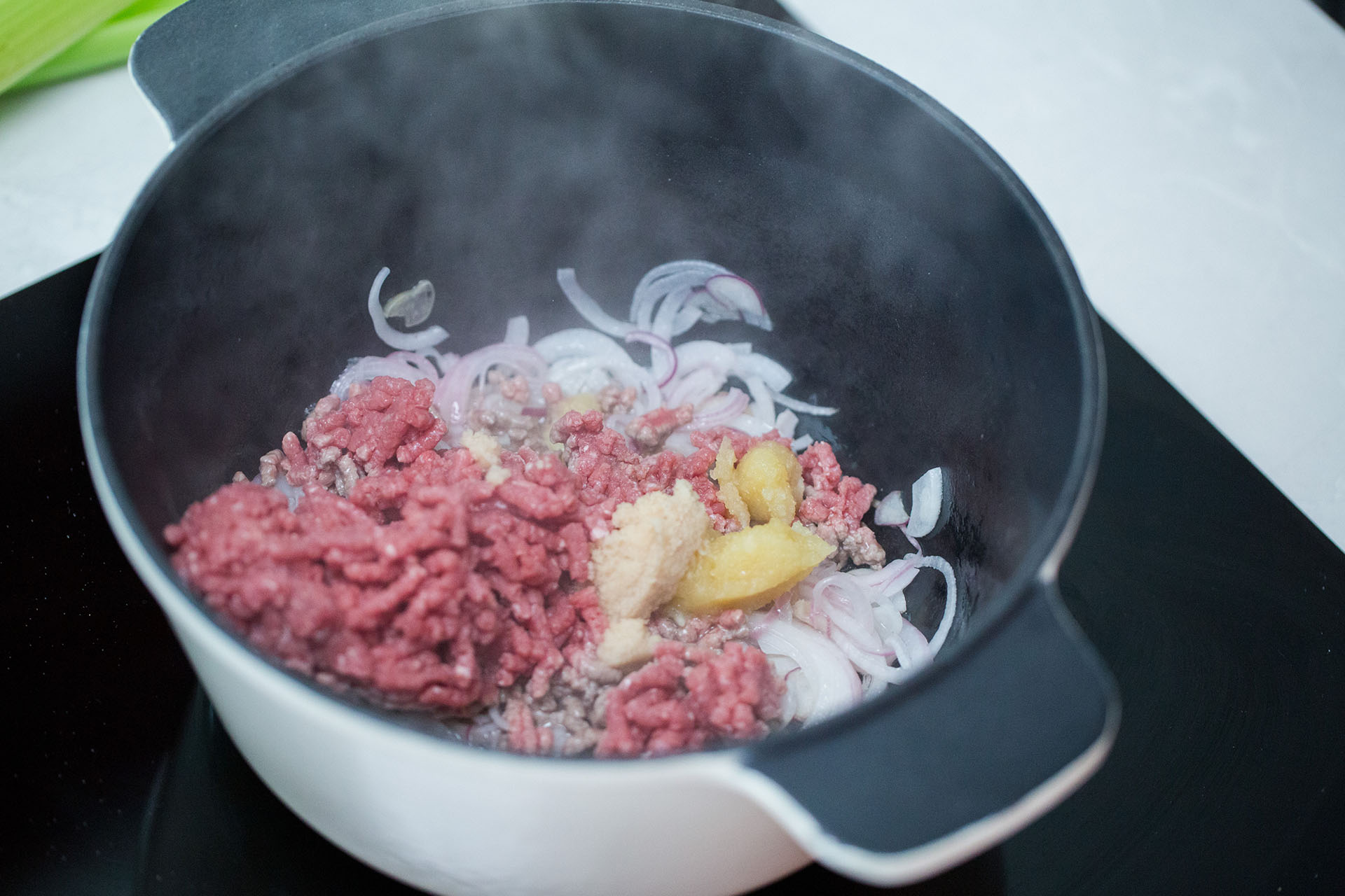 Cook meat