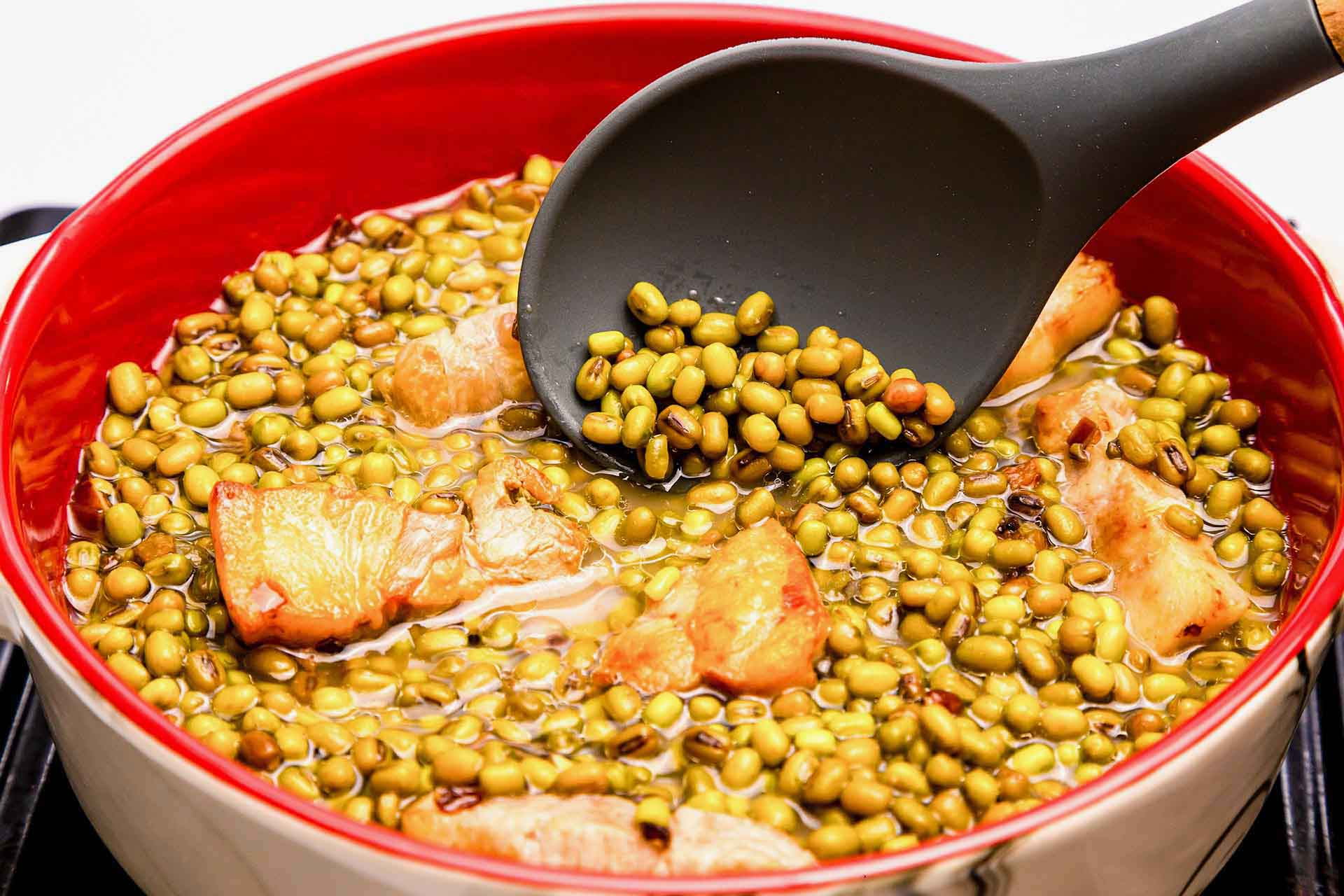 Cook the Mung Beans