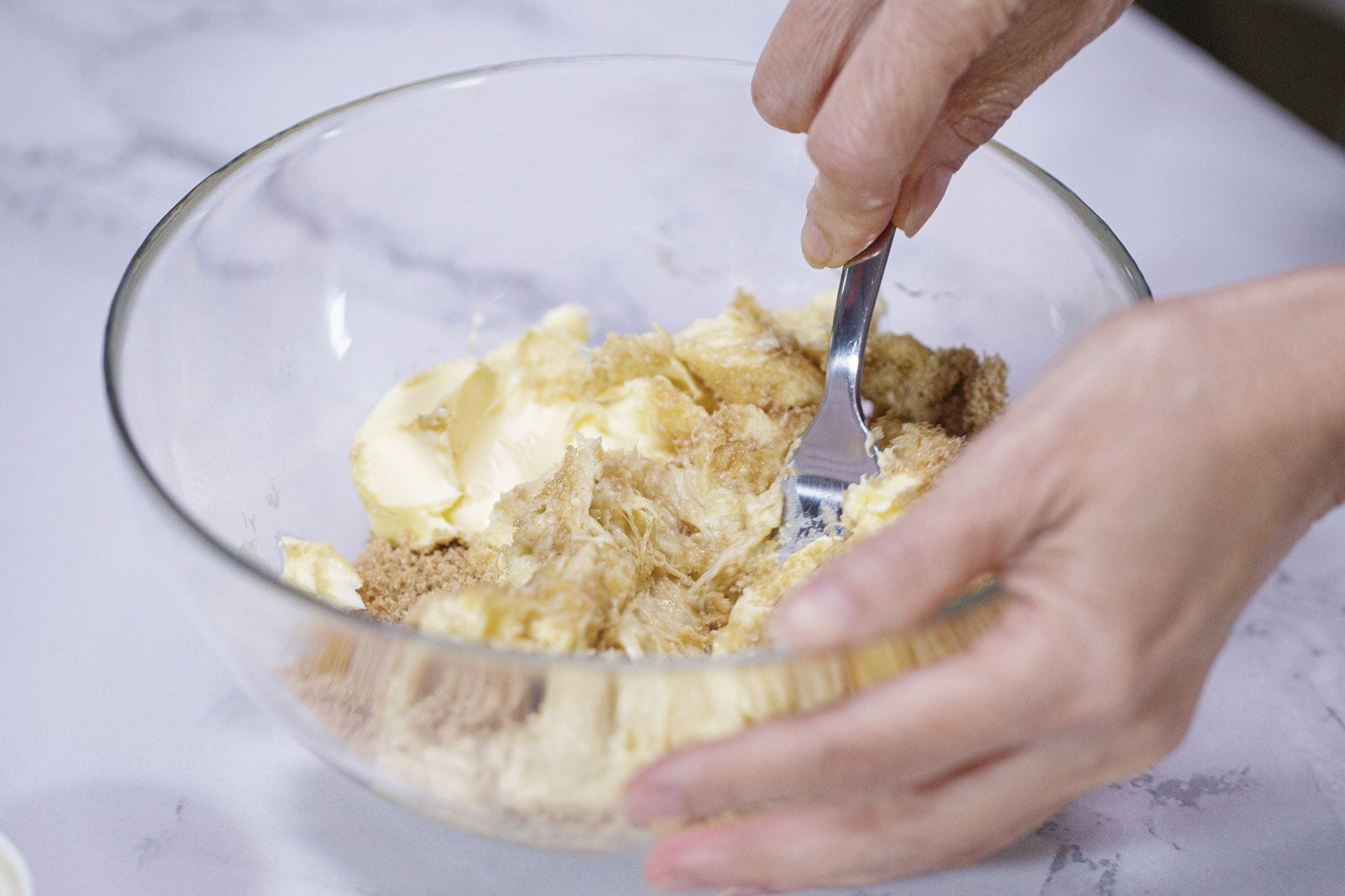 Mix the base ingredients