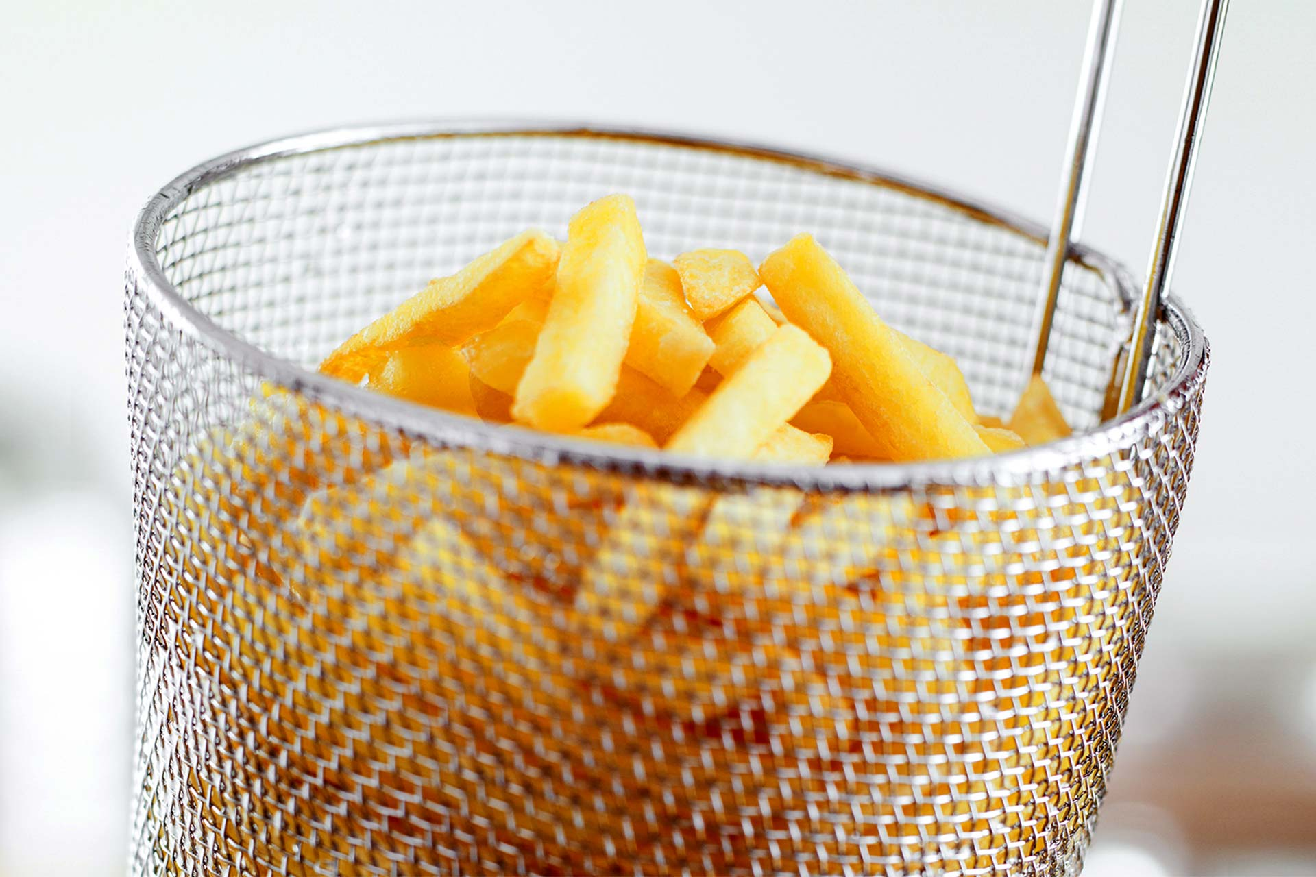 Fry french fries